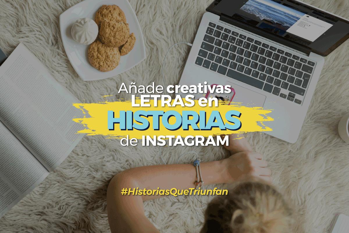 historias en Instagram