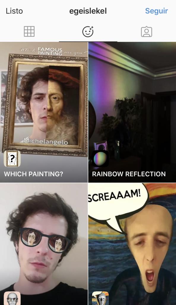 Las Mejores Cuentas De Instagram Con Filtros Personalizados Triunfagram