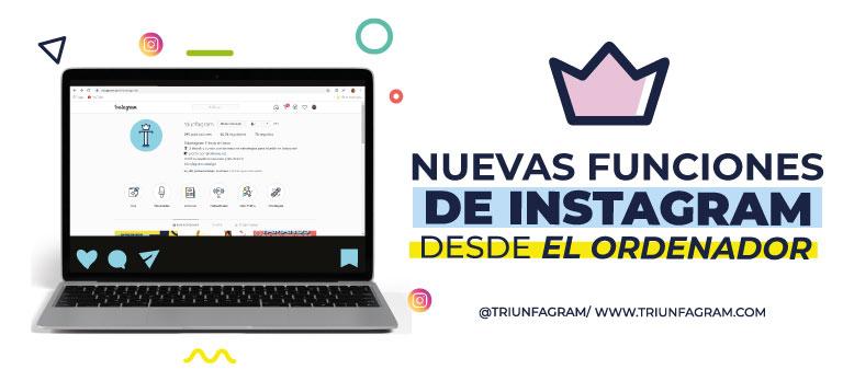 nuevas funciones instagram