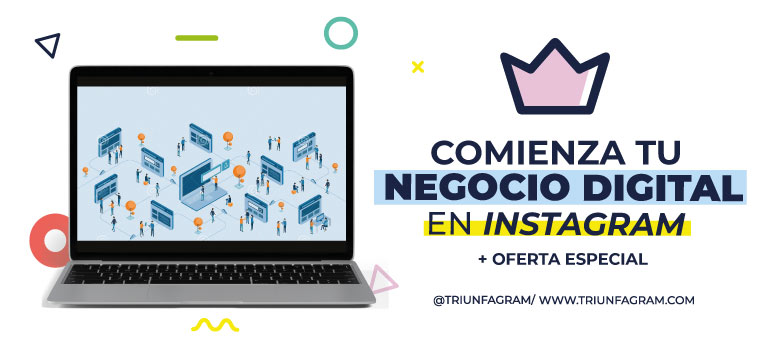 negocio digital en instagram