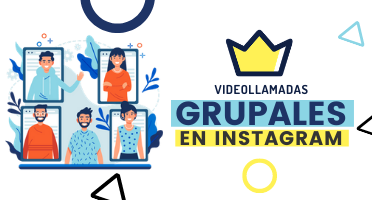 Videollamadas en Instagram con Messenger rooms