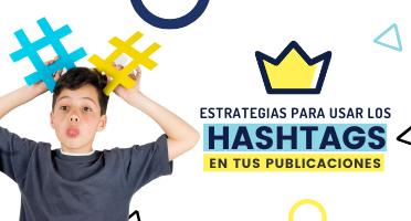 hashtags en tus publicaciones