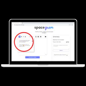 spacegram 2