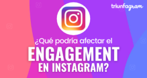 engagement en Instagram