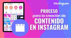 contenido en Instagram
