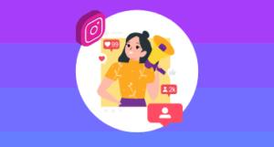 como aumento de seguidores