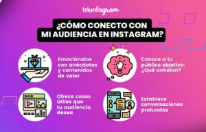 conectar a través de Instagram